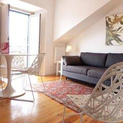 Апартаменты Bairrus Lisbon Apartments - Rossio Лиссабон комната для гостей фото 4