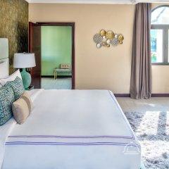 Отель Dream Inn Dubai-Luxury Palm Beach Villa удобства в номере
