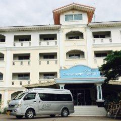 Отель Convenient Resort городской автобус