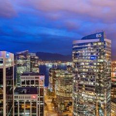 Отель Hyatt Regency Vancouver Канада, Ванкувер - 2 отзыва об отеле, цены и фото номеров - забронировать отель Hyatt Regency Vancouver онлайн городской автобус