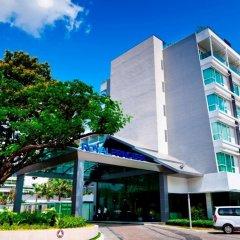Отель Royal Princess Larn Luang парковка