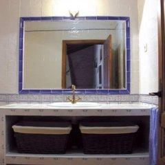 Отель Casa Rural Cervantes ванная