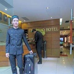 Отель Emerald Hotel Вьетнам, Ханой - отзывы, цены и фото номеров - забронировать отель Emerald Hotel онлайн приотельная территория фото 2