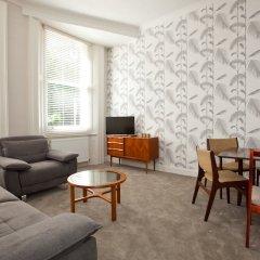 Апартаменты Regents Style 1 Bedroom Apartment комната для гостей фото 4