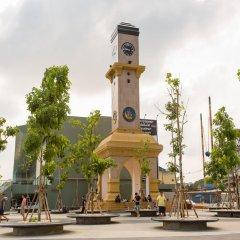 Отель Unixx South Pattaya By Grandisvillas Паттайя городской автобус