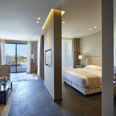 Отель Pelagos Suites Hotel & Spa Греция, Мастичари - отзывы, цены и фото номеров - забронировать отель Pelagos Suites Hotel & Spa онлайн комната для гостей фото 2