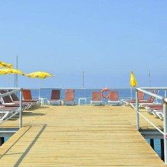 Club Serena Beach Hotel Титреенгёль приотельная территория