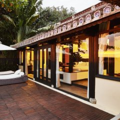 Отель Chen Sea Resort & Spa балкон
