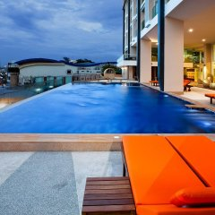 Отель Balihai Bay Pattaya бассейн фото 3