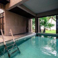 Отель La A Natu Bed & Bakery бассейн