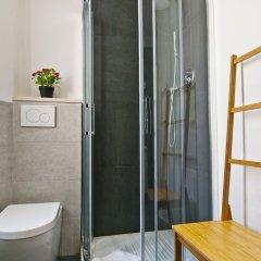 Отель Villa Aquari Cozy Apartment Италия, Рим - отзывы, цены и фото номеров - забронировать отель Villa Aquari Cozy Apartment онлайн ванная фото 2