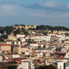 The Vintage Hotel & Spa - Lisbon балкон