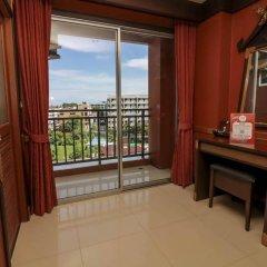 Отель Arman Residence балкон