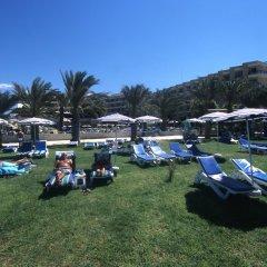 Отель Venus Beach Hotel Кипр, Пафос - 3 отзыва об отеле, цены и фото номеров - забронировать отель Venus Beach Hotel онлайн фитнесс-зал фото 3