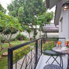 Отель Villa Naiyang балкон