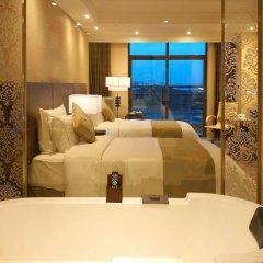Отель Wyndham Grand Xiamen Haicang Китай, Сямынь - отзывы, цены и фото номеров - забронировать отель Wyndham Grand Xiamen Haicang онлайн сауна