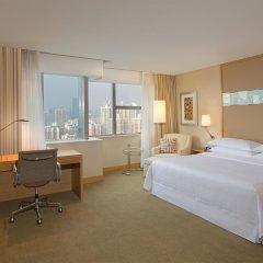 Отель Four Points by Sheraton Shenzhen Китай, Шэньчжэнь - отзывы, цены и фото номеров - забронировать отель Four Points by Sheraton Shenzhen онлайн комната для гостей фото 3