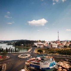 TTC Hotel Premium Ngoc Lan балкон
