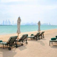 Kempinski Hotel & Residences Palm Jumeirah пляж фото 2