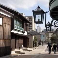 Nagasaki Hotel Ihokan Нагасаки фото 2