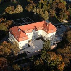 Отель La Contessa Castle Hotel Венгрия, Силвашварад - отзывы, цены и фото номеров - забронировать отель La Contessa Castle Hotel онлайн приотельная территория