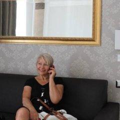 Отель Villa Del Mare Римини интерьер отеля фото 4