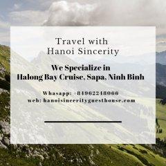 Отель Hanoi Sincerity Guest House Ханой спортивное сооружение