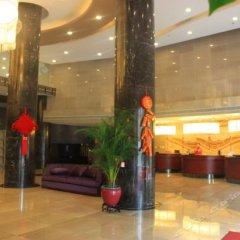 Отель Tiantian Holiday International Hotel Китай, Сямынь - отзывы, цены и фото номеров - забронировать отель Tiantian Holiday International Hotel онлайн интерьер отеля