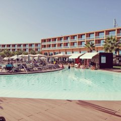 Отель VidaMar Algarve Resort бассейн