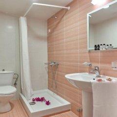 Отель Abatis Греция, Агистри - отзывы, цены и фото номеров - забронировать отель Abatis онлайн ванная