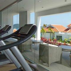 Отель Amatara Wellness Resort Таиланд, Пхукет - отзывы, цены и фото номеров - забронировать отель Amatara Wellness Resort онлайн фитнесс-зал фото 3