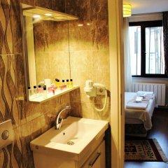 Ararat Hotel Турция, Стамбул - 1 отзыв об отеле, цены и фото номеров - забронировать отель Ararat Hotel онлайн ванная