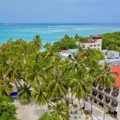 Kaani Beach Hotel пляж фото 2
