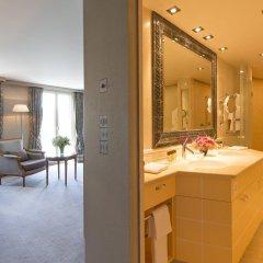 Carlton Hotel St Moritz ванная
