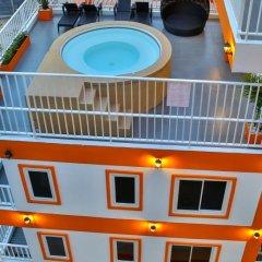 Апартаменты Sunset Apartments Паттайя балкон