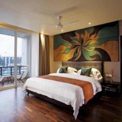 Отель Centara Ceysands Resorts And Spa Шри-Ланка, Бентота - отзывы, цены и фото номеров - забронировать отель Centara Ceysands Resorts And Spa онлайн комната для гостей фото 5