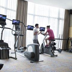 Отель Grand Millennium HongQiao Shanghai фитнесс-зал