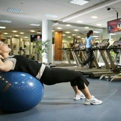 Отель Roda Al Murooj Дубай фитнесс-зал фото 3