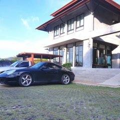 Отель Chaw Ka Cher Tropicana Lanta Resort парковка