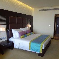 Hues Boutique Hotel комната для гостей
