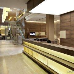 Отель Meliá Düsseldorf Германия, Дюссельдорф - 1 отзыв об отеле, цены и фото номеров - забронировать отель Meliá Düsseldorf онлайн интерьер отеля