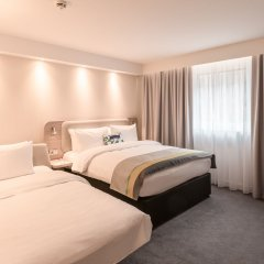 Отель Holiday Inn Express Hamburg - City Hauptbahnhof комната для гостей фото 2