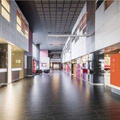 Отель ILUNION Barcelona фитнесс-зал фото 4
