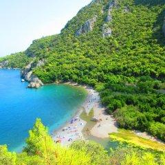 Гостевой Дом Dionysos Lodge пляж фото 2