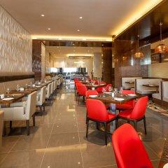 Отель Flora Al Barsha Mall of the Emirates гостиничный бар