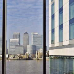 Отель InterContinental London - The O2 Великобритания, Лондон - отзывы, цены и фото номеров - забронировать отель InterContinental London - The O2 онлайн балкон