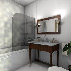 Отель Estalagem Senhora Da Rosa Понта-Делгада ванная