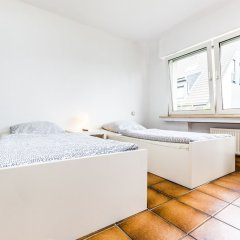 Отель Köln Weidenpesch Германия, Кёльн - отзывы, цены и фото номеров - забронировать отель Köln Weidenpesch онлайн комната для гостей фото 3