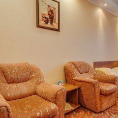 Гостиница Мыс отдыха Надежда комната для гостей фото 5
