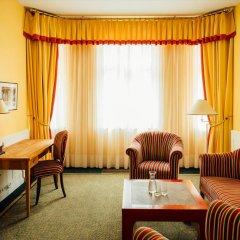 Отель Dvorak Spa & Wellness Карловы Вары комната для гостей фото 3